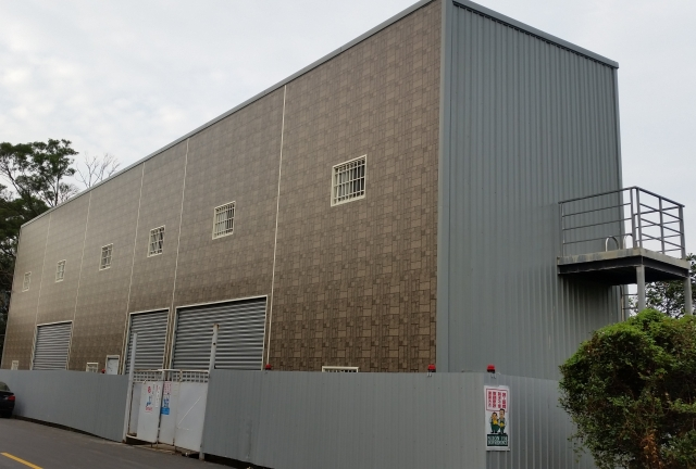 蘆竹區南崁倉儲中心工程