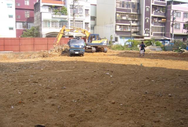 建物整地工程